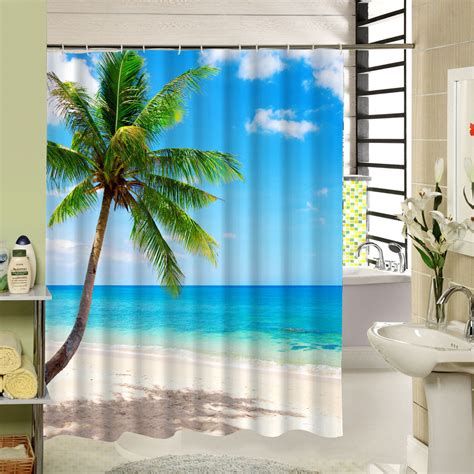 Tropical Shower by Popular Tropical Shower Curtain Buy Cheap Tropical Shower