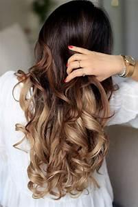 Ombré Hair Marron Caramel : 1001 versions de cheveux ombr tendance moderne et ~ Farleysfitness.com Idées de Décoration