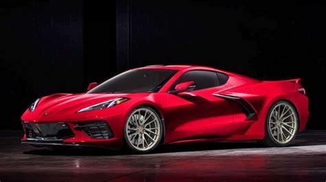 Chevy reveals new 2020 corvette stingray as it guns for. 2020 Chevrolet Corvette Vossen Wheels - Motor1.com | Chevrolet corvette stingray, Chevy corvette ...