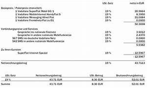 Meine Vodafone Rechnung : tarifwechsel rechnung h her als am telefon gesag vodafone community ~ Themetempest.com Abrechnung