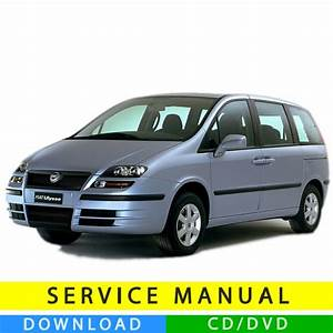 Fiat Ulysse Service Manual  2002