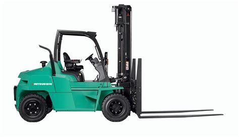 Forklift Mitsubishi by Mitsubishi Forklift Trucks Adds New Tier 4 Diesel