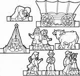 Coloring Pioneer Printable Dc Crafts Activities sketch template