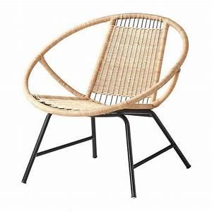 Fauteuil Ikea Rotin : the gardenista 100 best rattan lounge chairs gardenista ~ Teatrodelosmanantiales.com Idées de Décoration