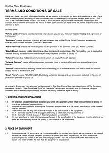 standard invoice terms and conditions invoice template ideas With standard terms and conditions template free