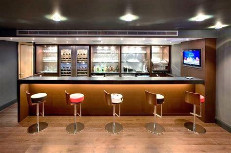 bar ideas finish  wall tv   bar  front opening  left home bar furniture