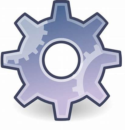 System Applications Clipart Application Wheel Clip Gear