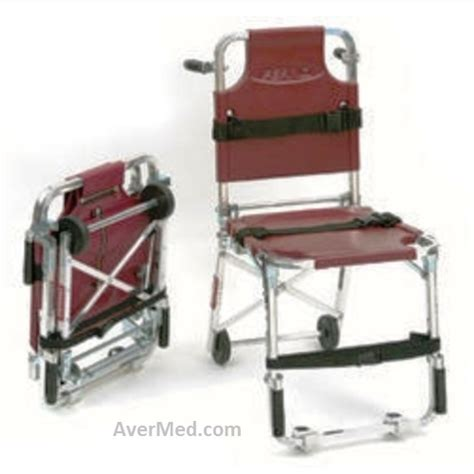 ferno stair chair ferno model 42 stair chair w abs panels avermed