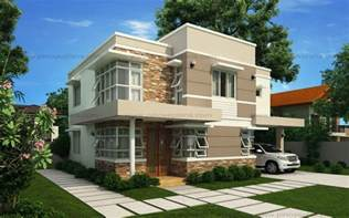 modern home plans modern house design series mhd 2012006 eplans