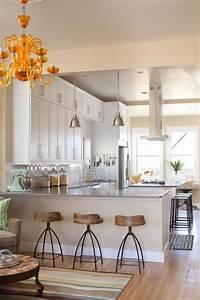 40, Stunning, Transitional, Kitchen, Designs, Ideas, For, 2019, 35