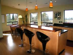 small kitchen bar ideas kitchen breakfast bar ideas the kitchen design