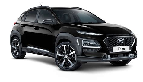 2018 Hyundai Kona Highlander Os (black) For Sale In