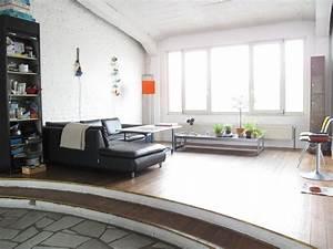 Wohnzimmer Podest Loft S Industrial Wohnbereich Sonstige