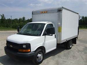 Purchase Used 2009 Chevrolet Express 3500 Cutaway Van Drw