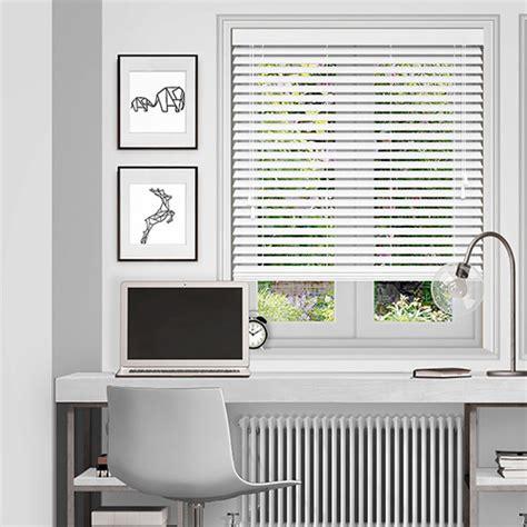 white wood blinds polar white wooden venetian blind