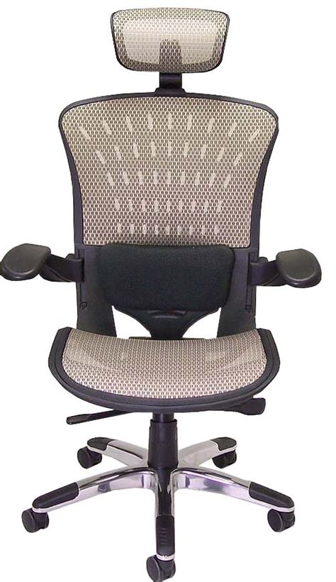 ergonomic mesh office seating in stock free shipping