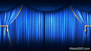 Animated stage curtains gif for Theatre curtains gif
