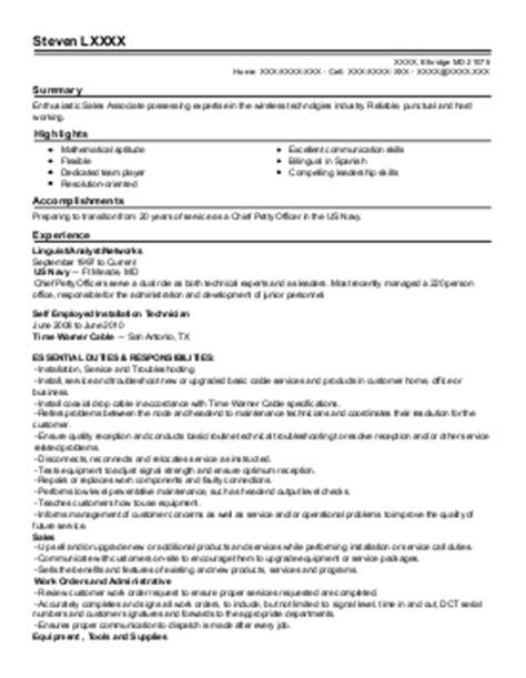 americorps vista summer associate resume exle