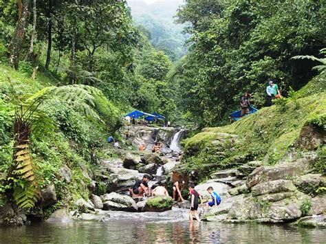curug nangka tempat wisata alam  gunung bunder bogor
