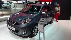Nissan Micra 2016 : 2016 nissan micra n tec exterior and interior iaa ~ Melissatoandfro.com Idées de Décoration