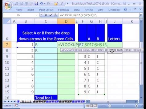 excel magic trick  build  questionnaire youtube