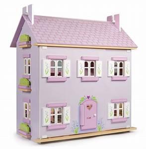 Le Toy Van Doll House Lavender Entropy