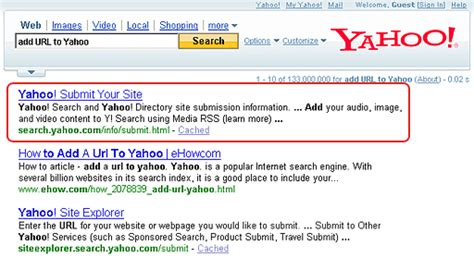 Scrub The Web Search Engine Submit Url