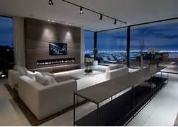 Luxury Homes Designs Interior by Luxury Modern Living Room Interior Design Of Haynes House By Steve Hermann L