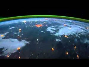 Earth View from Space Station: ISS (HD) - YouTube