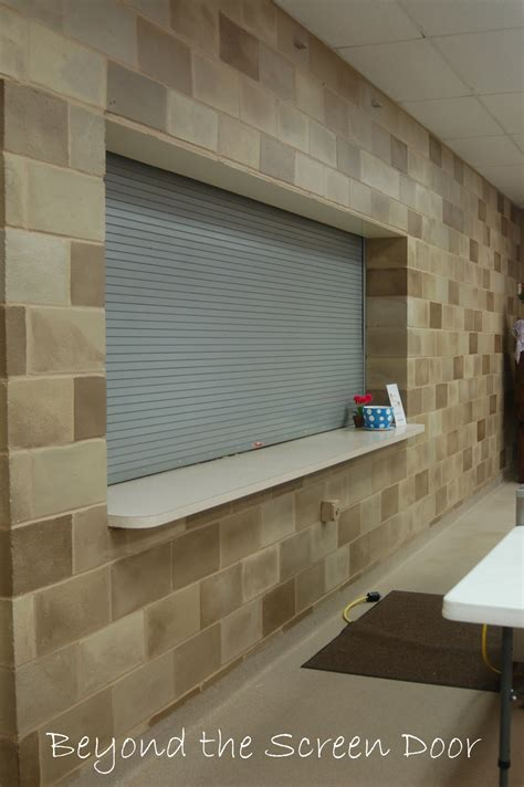 Painting Cement Block Basement Walls 2 Wall Decal
