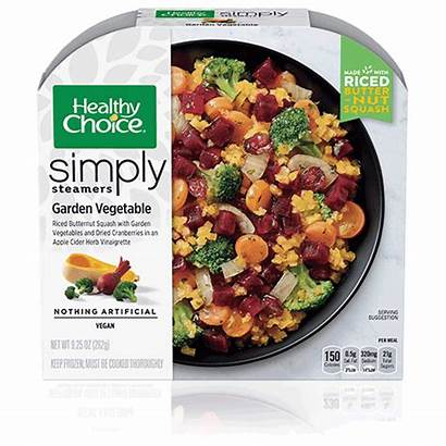 Garden Vegetable Steamers Simply Healthy Choice Meals