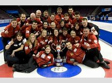 World Curling Federation Team North America announced
