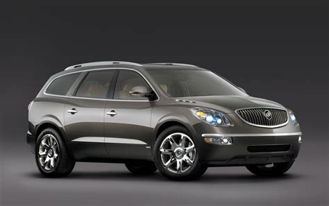 2007 Buick Enclave Reviews by 2008 Buick Enclave Pictures Cargurus