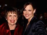 Jennifer Garner and her mother, Patricia Ann Garner ...