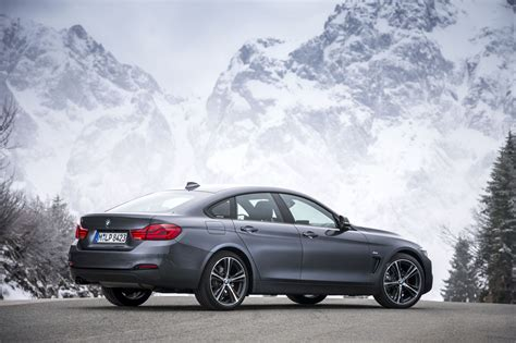 Bmw 4 Series Gran Coupe Specs & Photos