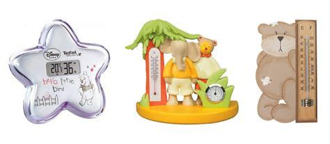 thermomètre chambre bébé davaus thermomètre chambre bebe winnie avec des