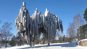 Sibelius Monument & a walk on the sea | A German in Finland