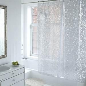 Duschvorhang Mit Bleiband : duschvorhang 180x200 confetti transparent farbe duschvorhang einfach ~ Sanjose-hotels-ca.com Haus und Dekorationen
