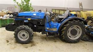 Landini New Rex 70ge  Pdf Tractor Service  Shop Manual
