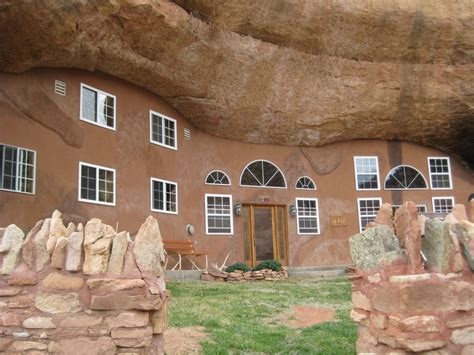 cave palace ranch solar powered cave dwelling    palace