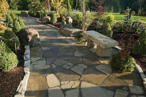 average cost of flagstone 2018 flagstone prices flagstone walkway costs advantages
