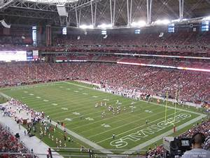 Seating Chart For State Farm Stadium State Farm Stadium Section 403 Arizona Cardinals