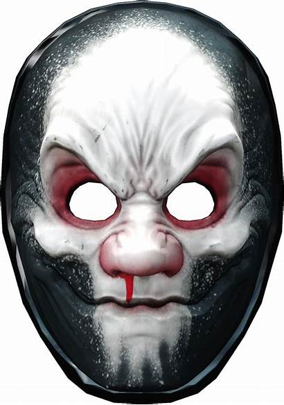 Jimmy Mask Payday Pack Masks Character Hardcore