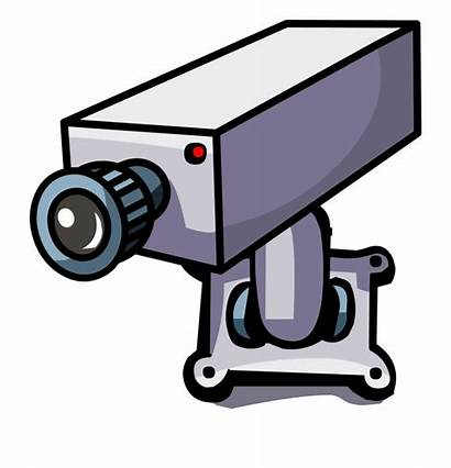 Camera Clipart Security Silhouette Polaroid Library