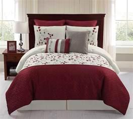Home Design Alternative Comforter 8 Embroidered Comforter Set