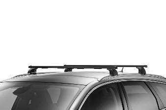 jeu de  barres de toit transversales  sw nouvelle