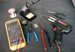 Automotive Electrical Supplies  The Right Tools For The Job