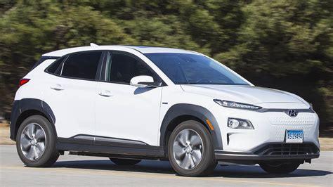 Best Ev Cars by 2019 Hyundai Kona Ev Electric Car Review Consumer Reports