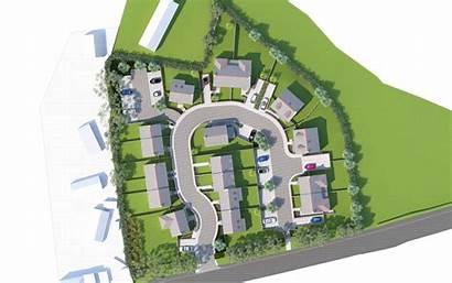 Housing Goldsithney Development Projects Matthews Developers Project