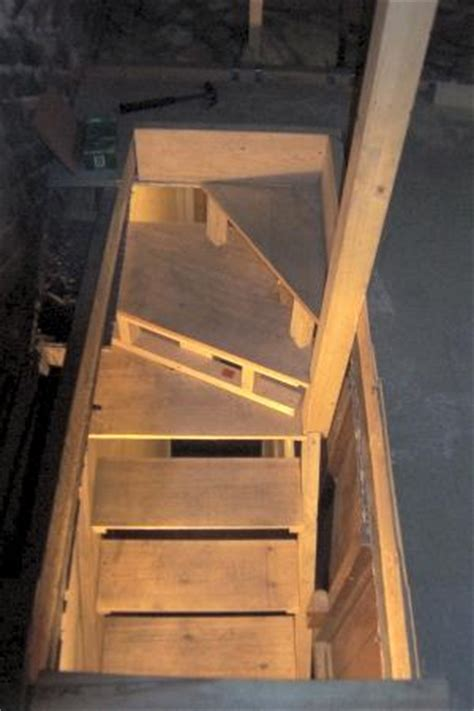 loft attic stairs lancashire north west uk